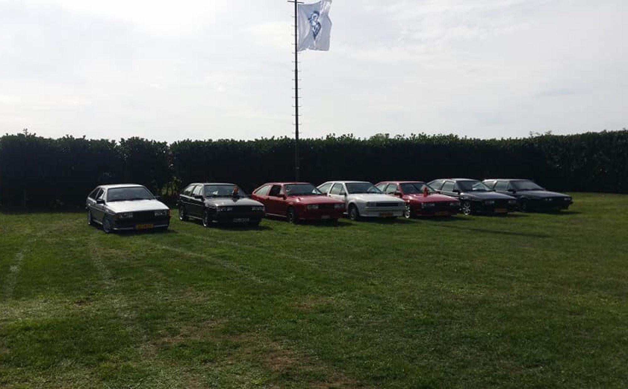 Scirocco Corrado Club Noord Nederland